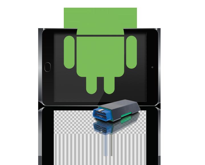 Androidos megoldás teljeskörű diagnosztikához